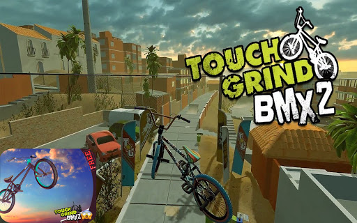 Guide for bmx touchgrind 2 pro II  screenshots 5