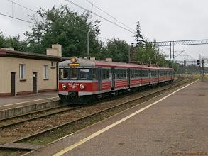 Photo: EN57-659, Kutno - Toruń Główny {Toruń Główny; 2013-06-26}