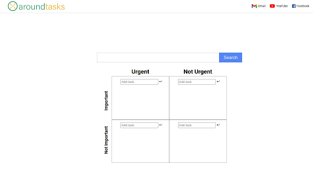Around Tasks | Task Management Tool