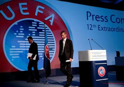 """La réforme de la Ligue des Champions est gelée : """"Un contretemps pour Ceferin"""""""