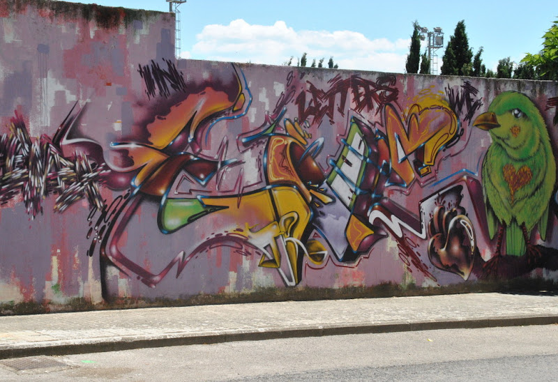 Arte in città di Pretoriano