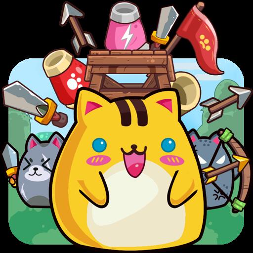 Cat'n'Robot: Idle Defense APK Cracked Download
