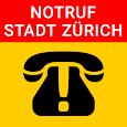 Notruf Stadt Zürich