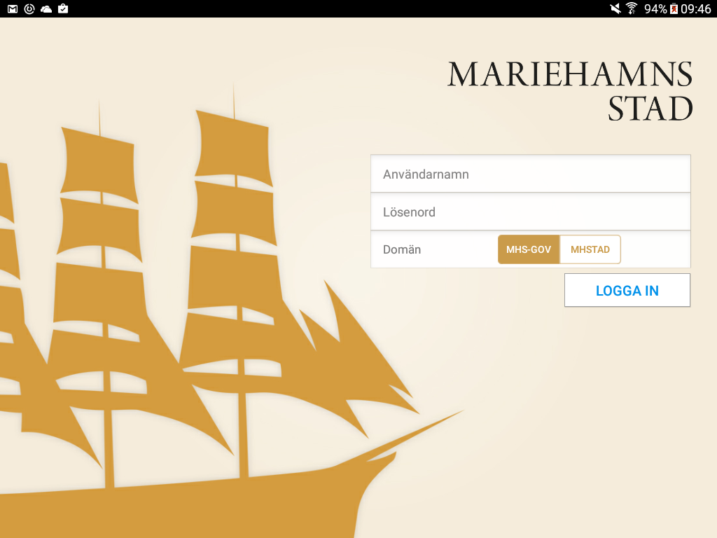 Mariehamn- screenshot