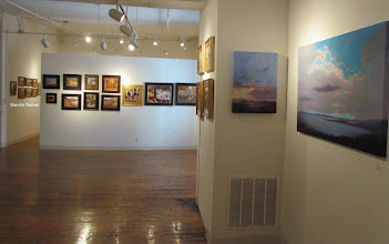 Photo: Near and Far Horizons - New Century Artists Gallery New York