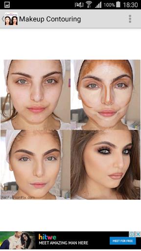 Makeup Contouring  screenshots 6