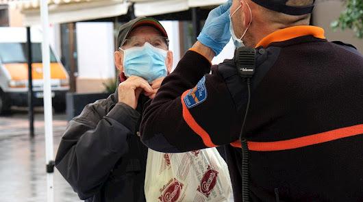 Coronavirus Andalucía: multas de 600.000 euros por no cumplir las normas