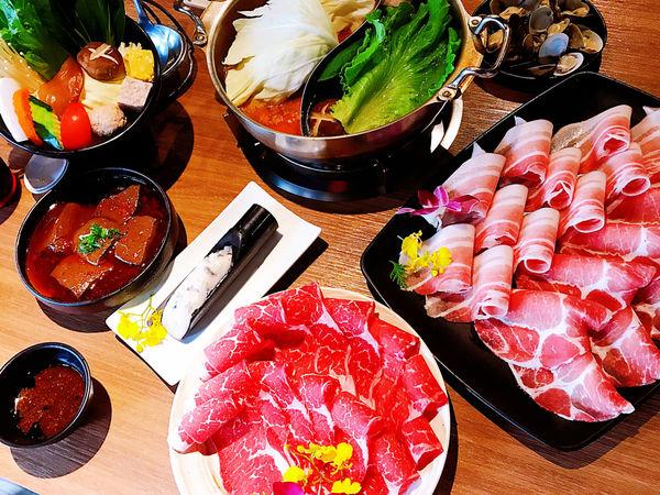 瀧厚鍋物 蛤蠣爆爆鍋加厚切好肉的精緻火鍋
