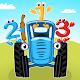Синий Трактор Для Малышей Игры Для Маленьких Детей