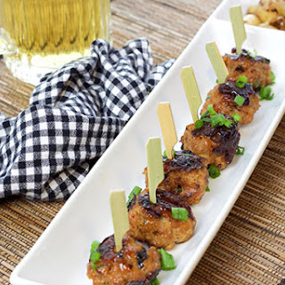 Sweet and Spicy BBQ Meatballs Recipe