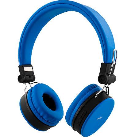 Hörlurar Streetz HL-BT401 blå