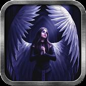 Dark Angel Live Wallpaper