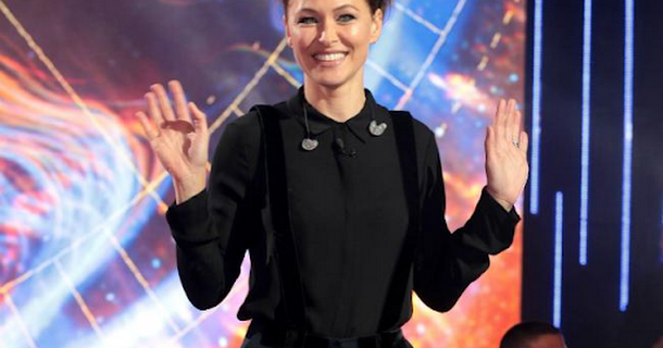 Emma Willis wants to present Big Brother