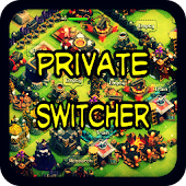 Private Switcher for CoC