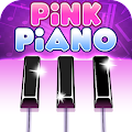 Real Pink Piano - Piano Simulator for Kids APK