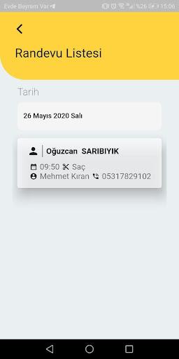 Salon+ Randevu | Kuaför - Müşteri Takip Programı screenshot 1