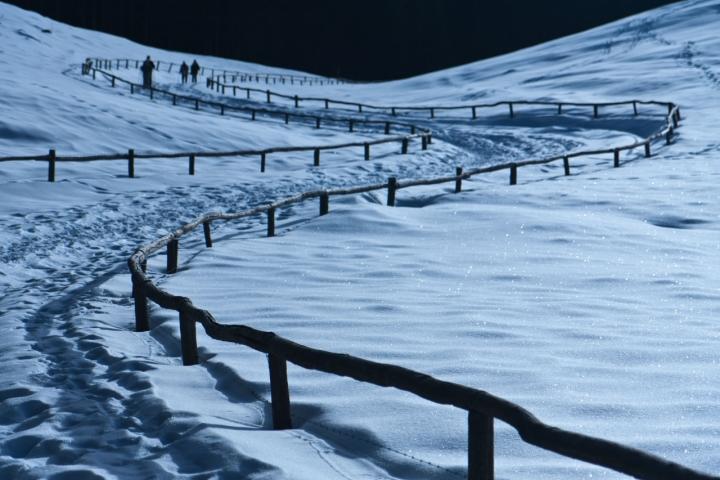 Sentiero lunare di MicheleFaggian