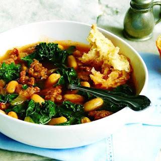 Turkey And White-bean Soup
