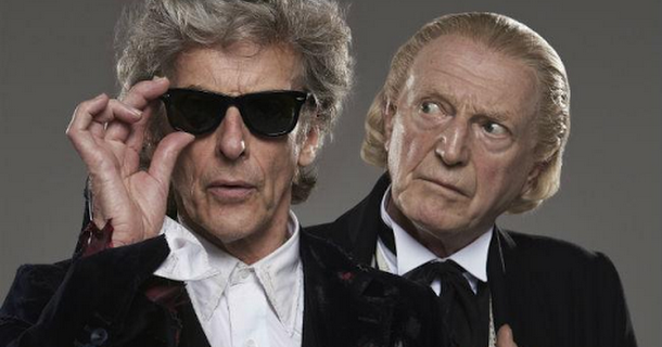 David Bradley loved being the First Doctor in Christmas special
