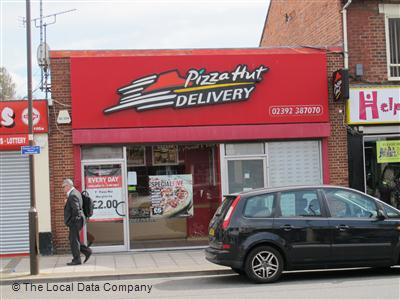 Pizza Hut Delivery On High Street Pizza Takeaway In Cosham