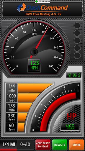 DashCommand (OBD ELM App) screenshot 4