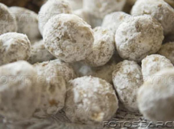 Mom's Old Fashioned Pfefferneusse (peppernut Cookies) Recipe