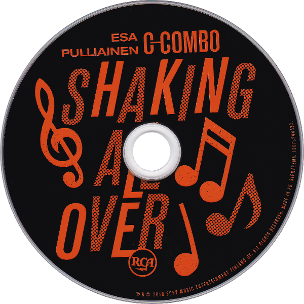 Shaking All Over CD