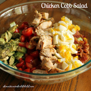 Chicken Cobb Salad Recipe