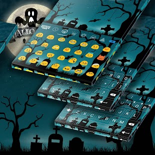 Halloween Keyboard 2016 - náhled