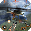 Army Gunship Battle Helicopter Combat 3D icon