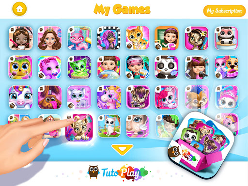 TutoPLAY - Best Kids Games in 1 App 3.4.500 screenshots 15