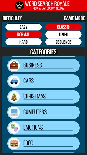 Word Search Royale 1.0 screenshots 5