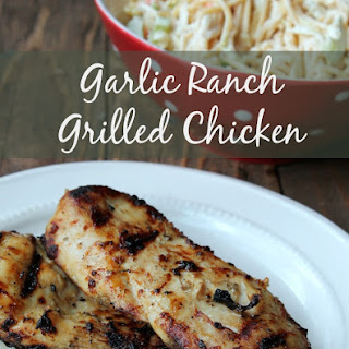Grilled Ranch Chicken Recipes