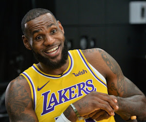 LeBron James en LA Lakers nemen leiding in play-offs