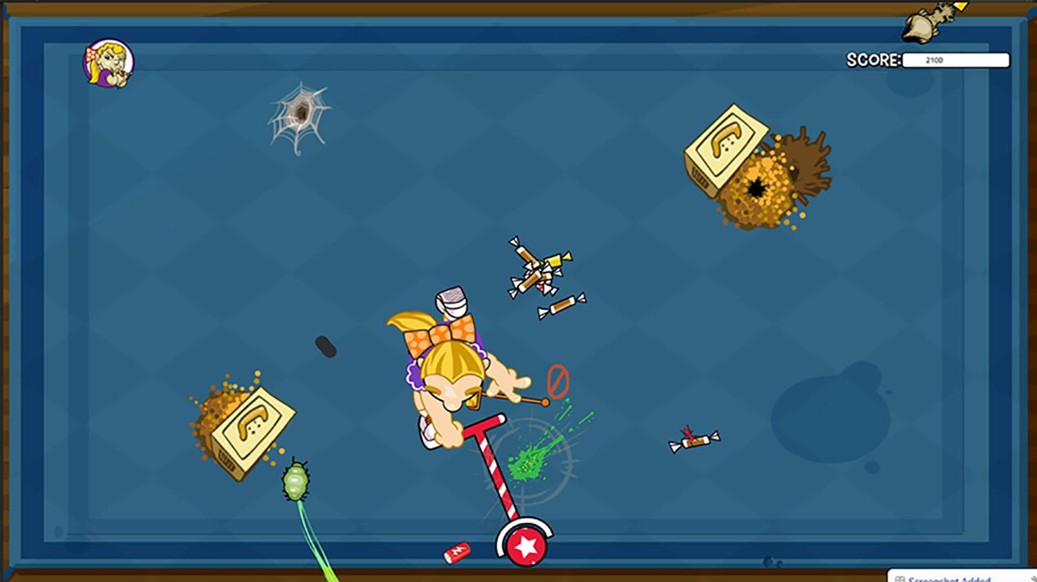 Romp & Stomp- screenshot