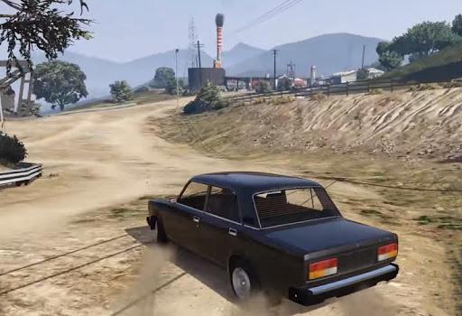 ВАЗ Симулятор Вождения - Вождение Автомобиля APK MOD screenshots 1