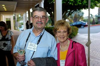 Photo: John Albi and Valerie Vaughan Albi, '56
