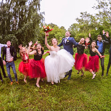 Wedding photographer Alina Sushenceva (Sushka). Photo of 28.07.2017