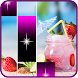 Juice Piano Cocktail Tiles Summer Drink Music Song