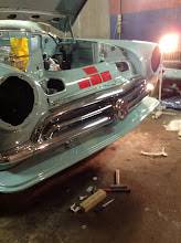 Photo: grille assembly