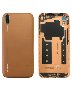 Y5 2019 Back Cover Amber Brown