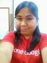 Photo: I used a lapel mic durinv training, parang salesman lang sa SM!