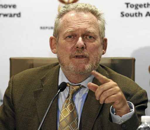 Trade and Industry Minister Rob Davies. Picture: SUPPLIED