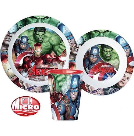 Måltidsset Avengers