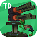 Zombie Defence TD The Arrival icon