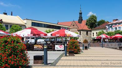 Photo: Rynek w letnich barwach