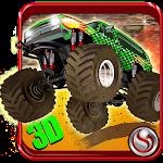 Monster Truck Stunts Simulator Icon