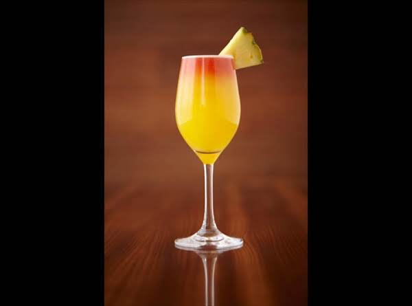 Sunrise Mimosa (sallye) Recipe