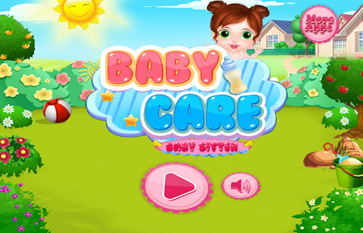 Baby Care Babysitter & Daycare 1.0.6 screenshots 1