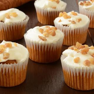 Gluten Free Mini Carrot Cake.